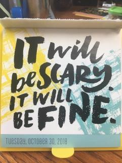 it will be fine